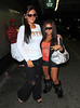 2010 July 13 - Snooki, The Situation, Ronnie, JWoww, Sammie of The Jersey Shore lands at JFK Airport in NYc. Photo credit Jackson Lee