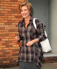 2010 Aug 16 - Emma Thompson at the John Stewart show in NYC. Photo credit Jackson Lee