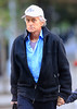2010 Oct 6 - Michael Douglas steps out with daughter Carys Zeta Douglas in NYC. Photo Credit Jackson Lee
