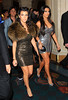 2010 Oct 15 - Kim Kardashian, Kourtney Kardashian, Khloe Kardashian, Kris Jenner celebrate Kim's 30th bday at TAO in NYC. Photo Credit Jackson Lee