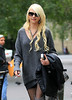 2010 Oct 18 - Taylor Momsen has no shame on the set of 'Gossip Girl' holding a cigarette in one hand and a pack of Marlboro lites. Photo credit Jackson Lee