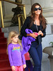 2010-10-24 - Denise Richards and Charlie Sheen and kids Lola and Sammy out and about in NYC. Photo credit Jackson Lee
