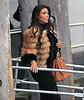 2010 Oct 29 - Kim Kardashian boards the circle line boat to go to Statue of Liberty, NYC. Photo credit Jackson Lee