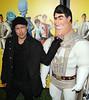 2010 Nov 2 - Brad Pitt and Tina Fey at the NY Premiere of Megamind.  Photo credit Jackson Lee