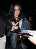 2010 Nov 11 - Cher out and about in NYC.  Photo Credit Jackson Lee