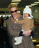 2011 Feb 12 - Katherine Heigl and Naleigh arrive at JFK Airport in NYC. Photo Credit Jackson Lee