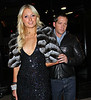 2011 Feb 17 - Paris Hilton arrives at the Wendy Williams show in NYC. Photo credit Jackson Lee