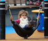 2011 Mar 5 - Jessica Alba and Cash Warren take Honor Marie to a kid's park in sunny NYC. Photo Credit Jackson Lee
