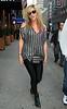 2011 Apr 14 - Kesha aka Ke$ha out and about in NYC. Photo Credit Jackson Lee