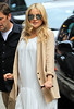 Non-Exclusive<br /> 2011 Apr 27 - Kate Hudson arrives at the 'David Letterman Show' showing her baby bump in NYC. Photo Credit Jackson Lee