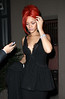 Non-Exclusive<br /> 2011 Apr 28 - Rihanna out and about for dinner at Emilio's Bellato in NYC. Photo Credit Jackson Lee