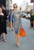 18 Aug 2009 - Renee Zellweger out and about early AM in NYC. Photo Credit Jackson Lee