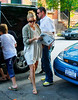EXCLUSIVE<br /> 15 June 2008 - New York, NY - Kate Hudson solidify her relationship with Lance Armstrong by inviting him, son Luke, and twins Isabelle and Grace to her NYC home.  Photo Credit Jackson Lee
