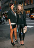 25 June 2008 - New York, NY - Selita Ebanks and Olivia Palermo arrive at a special screening of 'The Wackness'.  Photo Credit Jackson Lee