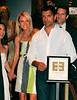 2 July 2008 - New York, NY - Kelly Ripa and Mark Consuelos at a party to celebrate Kelly's Hampton's magazine cover at Empire Hotel.  Photo Credit Jackson Lee