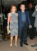 2 July 2008 - New York, NY - Regis Philbin and Joy Philbin at a party to celebrate Kelly's Hampton's magazine cover at Empire Hotel.  Photo Credit Jackson Lee