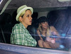 18 July 2008 - New York, NY - First shots of Lindsay Lohan and Samantha Ronson out and about in NYC after Lindsay confirmed her relationship with Samantha.  Photo Credit Jackson Lee