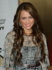 5 September 2008 - New York, NY - Miley Cyrus at 2008 Fashion Rocks.   Photo Credit Jackson Lee