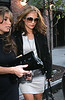 7 September 2008 - Jennifer Lopez out and about in NYC.   Photo Credit Jackson Lee/Tom Meinelt
