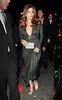 7 September 2008 - Eva Mendes at Calvin Klein's 40th Anniversary Party.   Photo Credit Jackson Lee