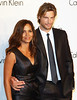 7 September 2008 - Halle Barry and Gabriel Aubry at Calvin Klein's 40th Anniversary Party.   Photo Credit Jackson Lee
