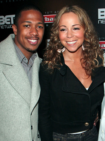 12 September 2008 - Nick Cannon and Mariah Carey at the NY Premiere of 'Tennessee'.   Photo Credit Jackson Lee