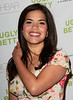 15 September 2008 - America Ferrera at Ugly Betty Premiere Party at High Bar.   Photo Credit Jackson Lee
