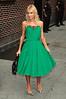 25 September 2008 - Paris Hilton at The David Letterman Show.  Photo Credit Jackson Lee
