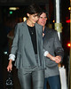 28 September 2008 - Tom Cruise and Katie Holmes goes out for dinner at Il Valentino in NYC.  Photo Credit Jackson Lee