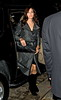 3 October 2008 - First shots of Angelina Jolie at her first public appearance since giving birth to twins.  A radiant Angelina Jolie makes her first public appearance since giving birth to twins, Knox Léon Jolie-Pitt and Vivienne Marcheline Jolie-Pitt.  Jolie attended a dinner at Il Buco in NYC for her new film 'The Changeling'.  Photo Credit Jackson Lee