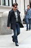 3 October 2008 - Tom Cruise out and about in NYC.   Photo Credit Jackson Lee