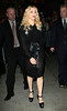 13 October 2008 - Madonna dazzles at the NY 'Filth and Wisdom' premiere.  Photo Credit Jackson Lee