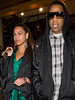 22 October 2008 - Beyonce and Jay-Z depart Cipriani after having dinner there.   Photo Credit Jackson Lee