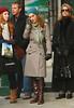 11 November 2008 - Natalie Portman films 'Love and Impossible Pursuits'.   Photo Credit Jackson Lee
