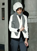06 January 2009 - Katie Holmes heads out in NYC. Photo Credit Jackson Lee
