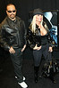 7 January 2009 - Ice-T and CoCo at the NY Premiere of 'Notorious'. Photo Credit Jackson Lee