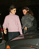 07 January 2009 - Tom Cruise, Katie Holmes, Suri Cruise return home after Katie's evening performance of 'All My Sons'. Photo Credit Jackson Lee