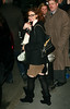 08 January 2009 - Tim Robbins and Susan Sarandon (wearing funky stockings) attend Katie Holmes' show 'All My Sons'. Photo Credit Jackson Lee