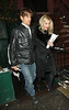 11 January 2009 - Madonna and a mystery male have dinner at the Waverly Inn, NYC. Photo Credit Jackson Lee