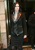 22 January 2009 - Courteney Cox heads out in NYC. Photo Credit Jackson Lee