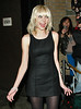 11 February 2009 - Gwyneth Paltrow and Taylor Momsen at a special screening of 'Two Lovers' at the Sunshine Theater, NYC. Photo Credit Jackson Lee