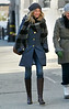 3 March 2009 - Cameron Diaz out and about in NYC. Photo Credit Jackson Lee