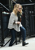 20 March 2009 - Mary-Kate Olsen out and about in NYC. Photo Credit Jackson Lee