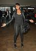 24 March 2009 - Fantasia Barrino at LaGuardia Airport in NYC.  Photo Credit Jackson Lee