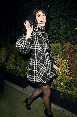 7 April 2009 - Katy Perry out and about in NYC . Photo Credit Jackson Lee
