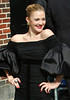 15 April 2009 - Drew Barrymore at 'The David Letterman' Show in NYC.  Photo Credit Jackson Lee