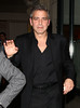 18 April 2009 - First shots of George Clooney in NYC in almost a year.  Photo Credit Jackson Lee