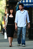27 April 2009 - Lindsay Price and Josh Radnor out and about in NYC.  Photo Credit Jackson Lee