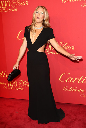 30 April 2009 - Kate Hudson, Anne Hathaway, Demi Moore at Cartier 100th Anniversary event in NYC.  Photo Credit Jackson Lee