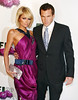 27 May 2009 - Paris Hilton and Doug Reinhold at the 2009 FiFi Awards in NYC. Photo Credit Jackson Lee